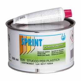 Mastic plastique SPRINT S35 500ml